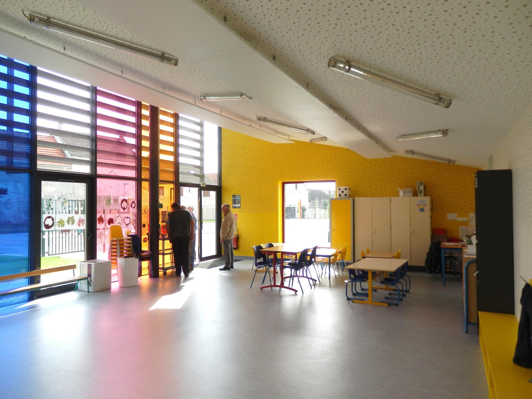 Salle périscolaire - Chambry